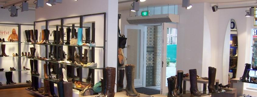 Winkels verbouwingen Pothuizen Vinkeveen