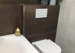 Verbouwing nieuwe badkamer woonhuis Vinkeveen