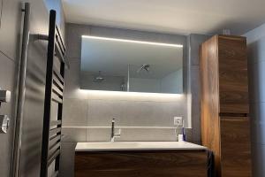 Badkamer gerealiseerd in Vinkeveen door W. Pothuizen Bouw BV